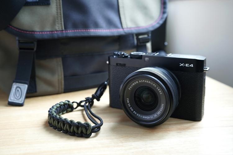 X-E4レビュー|写真を撮るためのカメラ X-Eシリーズ待望の新モデル
