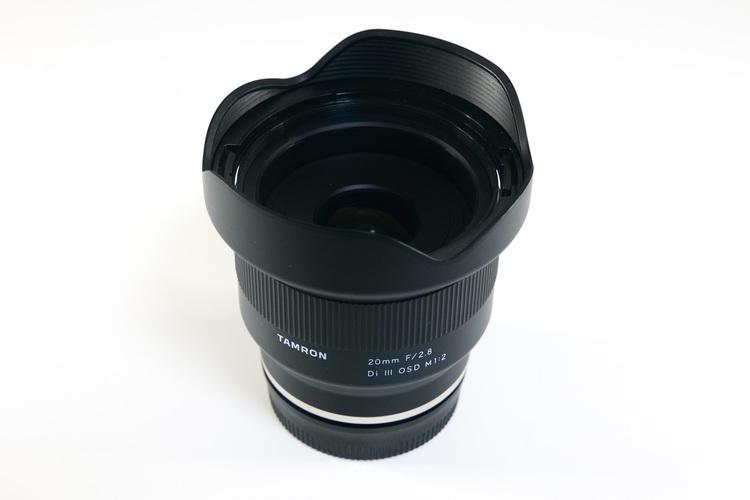00_20mm F2.8 Di III OSD M1_2製品写真.JPG