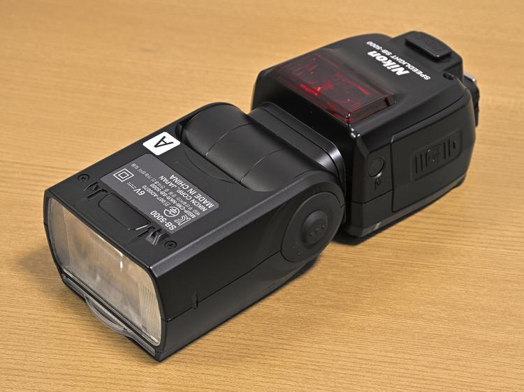 スピードライトSB-5000製品画像.JPG