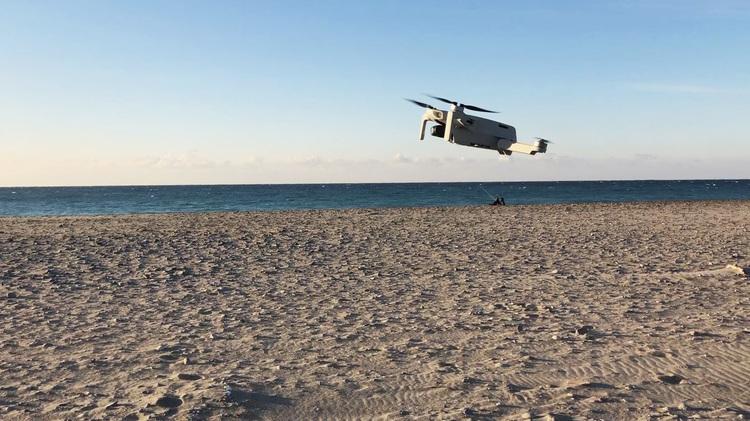DJI_MAVIC MINIが飛行している画像.JPG