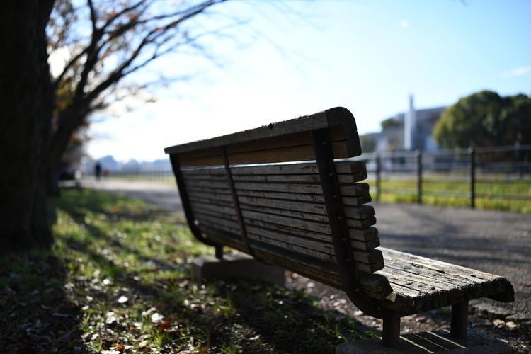 ベンチを撮影した写真.JPG