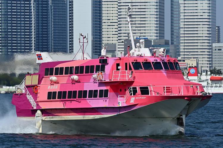 船を撮影した写真