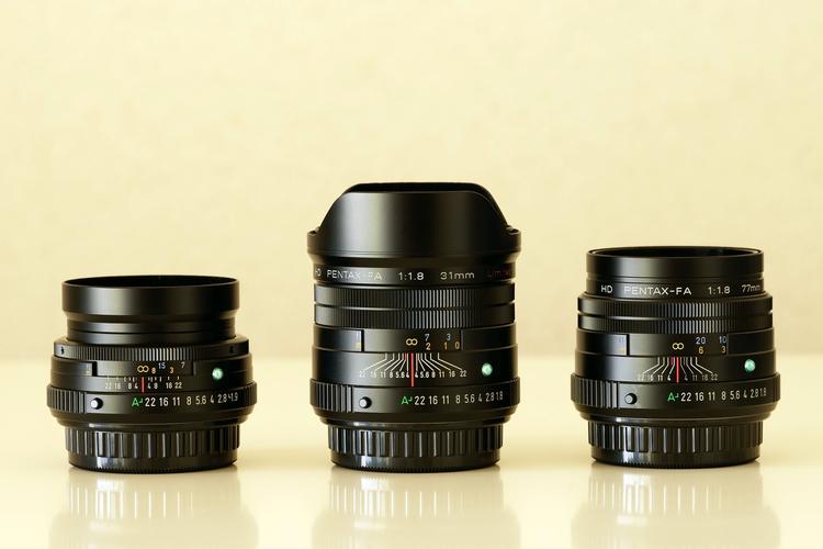 新型ペンタックス HD FA Limited レンズの製品画像.jpg