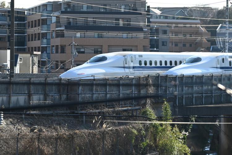 新幹線を撮影した写真.JPG