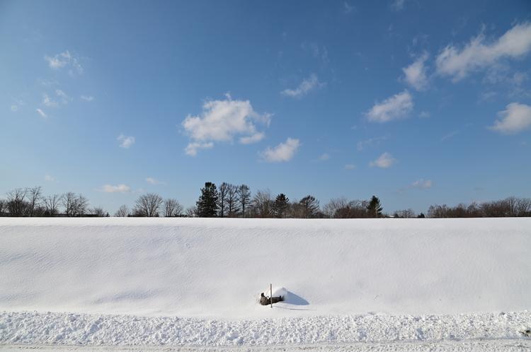 雪と青空を正面から撮影した写真.JPG