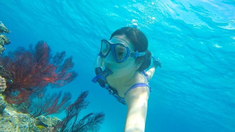GoPro水中画像1