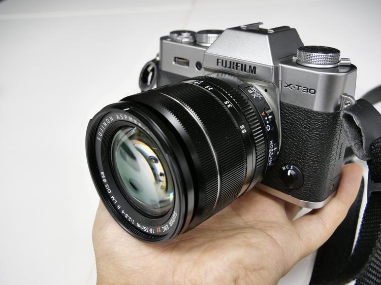 X-T30軽量参考画像