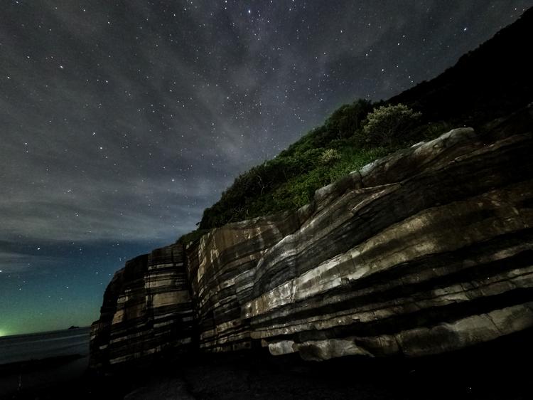 岩場の作例画像