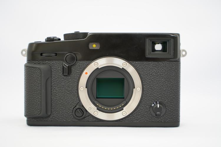X-Pro3を正面から撮影した写真.JPG