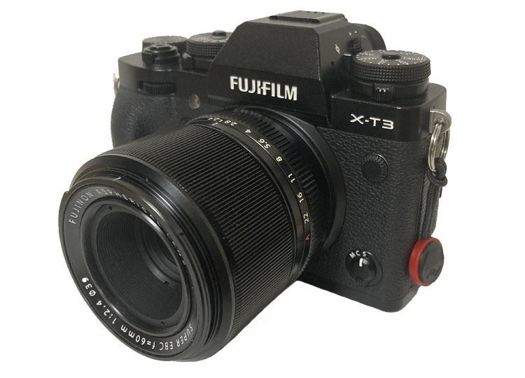 XF60mmF2.4 R MacroX-T3組み合わせ
